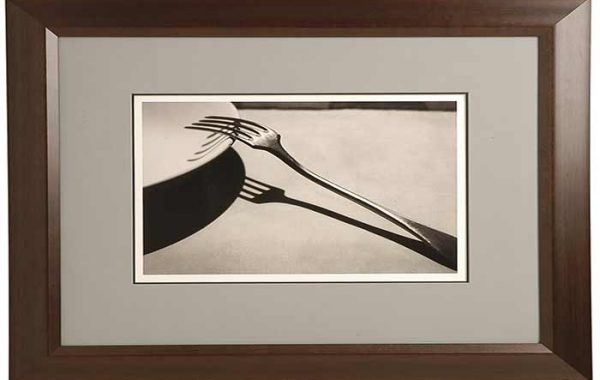 Wood Matted Frame