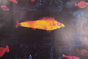 Paul Klee (The Goldfish)