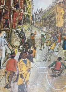 Phillip Evergood (The Sunny Side of the Street)