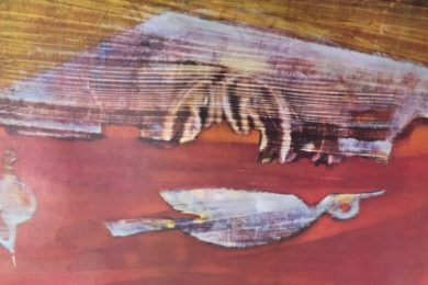 Max Ernst, Flying Geese