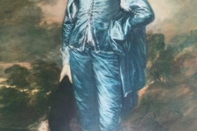 Thomas Gainsborough, Blue Boy
